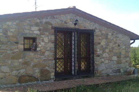 Charming stone house in Tuscany,