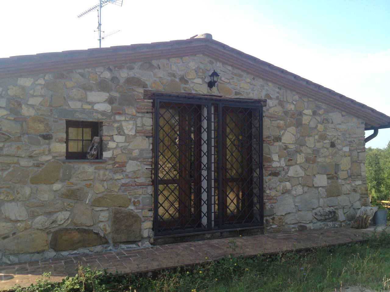 Tipical Tuscan house