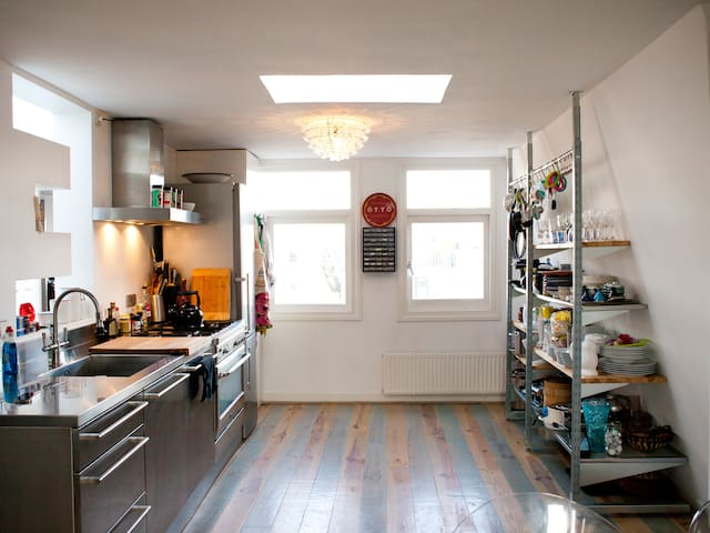 Cosy Loft in Amsterdam City Centre - Apartments for Rent ...
