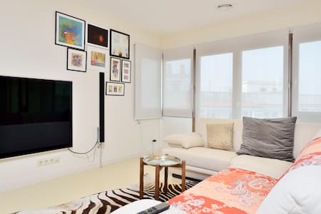 Luxury NEW flat 2min from the beach - Sitges - Wohnung