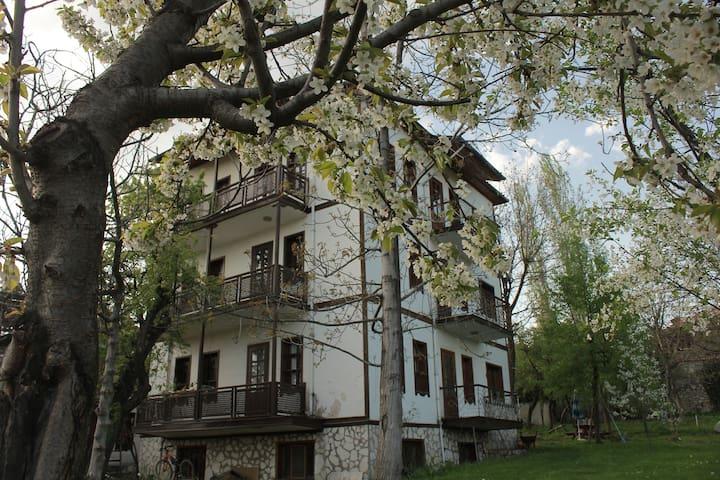 Ottoman House with Garden for 2-3