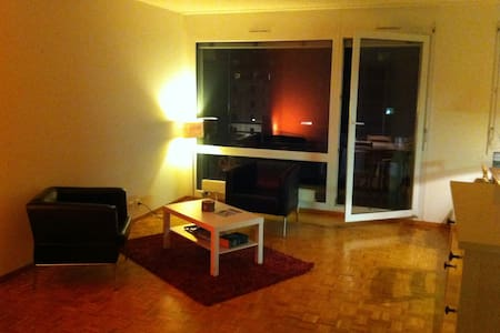 CENTRE: Modern Single/Double Room - 日內瓦