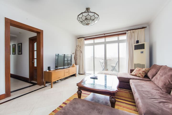 3 bed modern apartment , 24th floor - Shanghai - Huoneisto