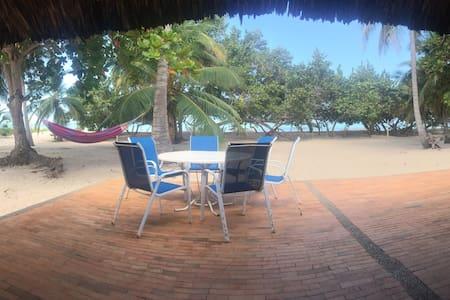 Beautiful Caribbean Ocean Front Home