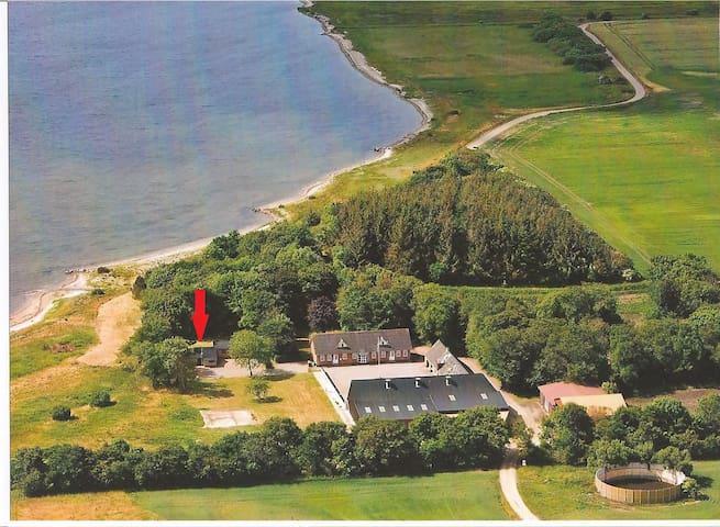 Det lille hus ved Limfjorden - Hurup - House