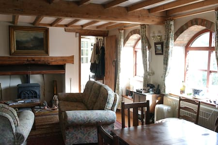 Cottage large double breakfast