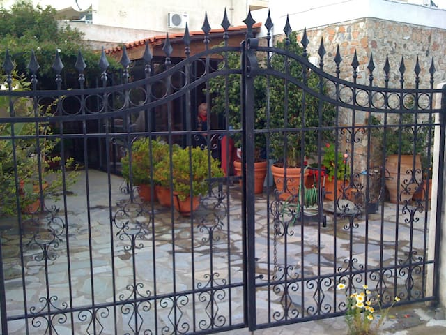 Kos Guest House with patio, garden  - Kos