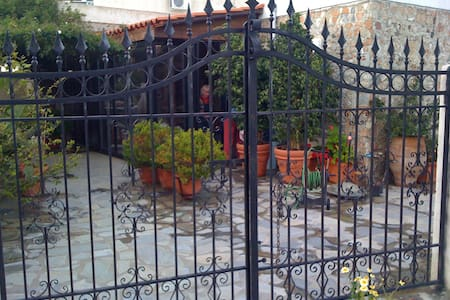 Kos Guest House with patio, garden