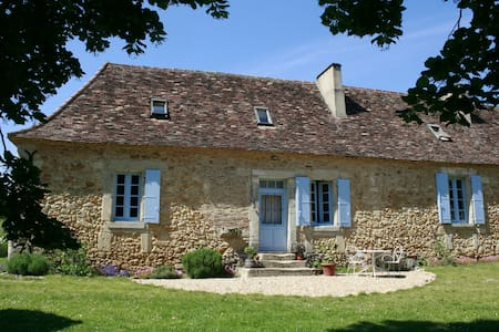 Authentic Dordogne Family FarmHouse - Saint-Jean-d'Eyraud