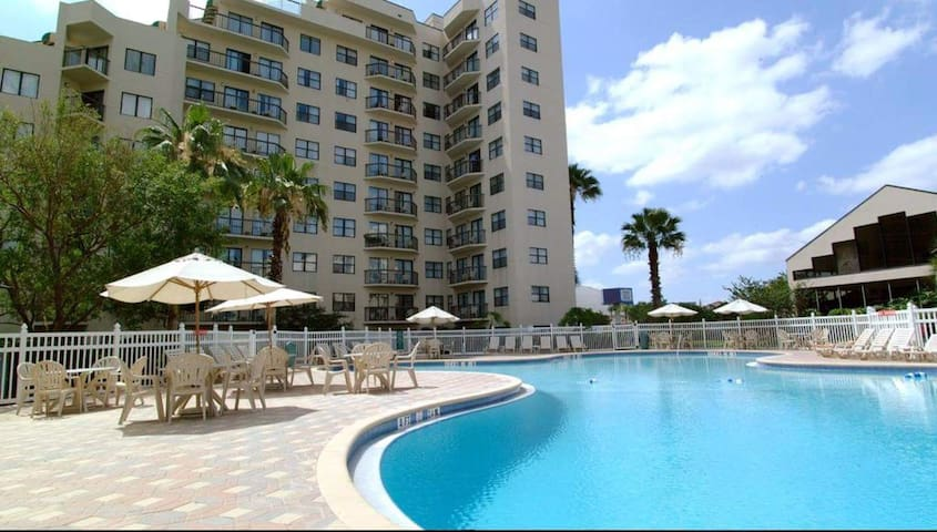 Perfect Studio 3214 / Perfect Location - Orlando - Apartotel
