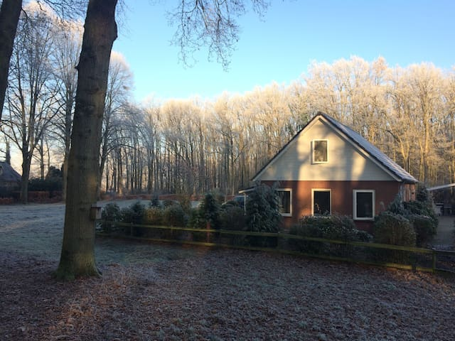 Forest cottage in the rural countryside - Voorst Gem Voorst