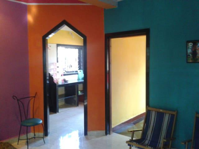 north goa morjim ashwvem mandrem ar - North Goa - Apartment