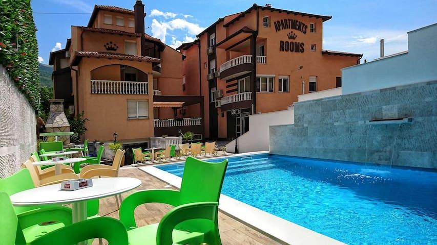 Hotel Villa Nadin - Family room