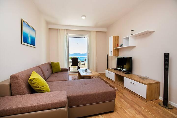 Apartmani Jasna A2+2 - Zaostrog - Apartment