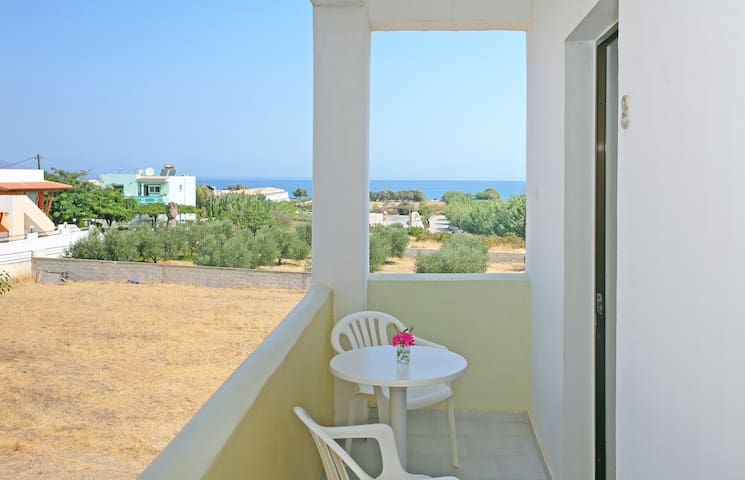 LUX1BEDROOMAPT/8/POOL19KMWESTCHANIA - Chania - Appartement