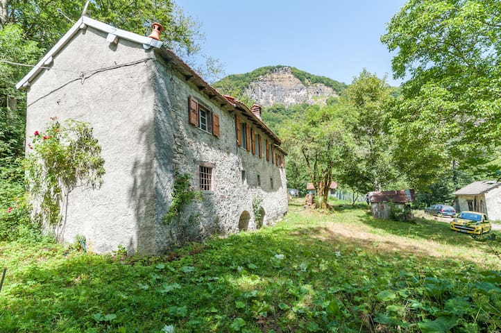 The Mill of Riana - Monchio delle Corti - Casa