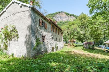 The Mill of Riana - Monchio delle Corti - House