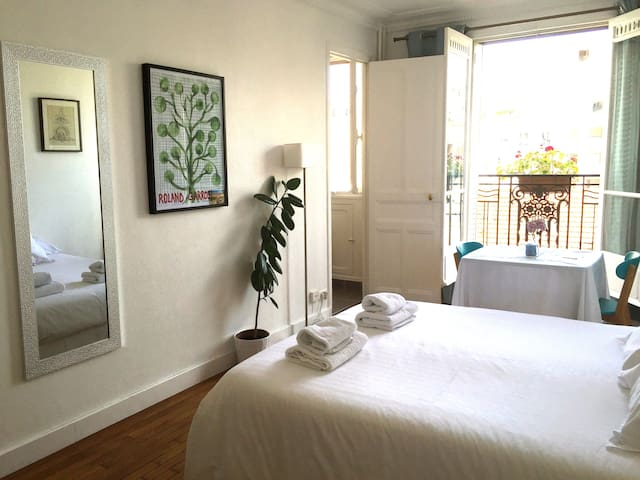 Studio Tour Eiffel - Paris - Appartement