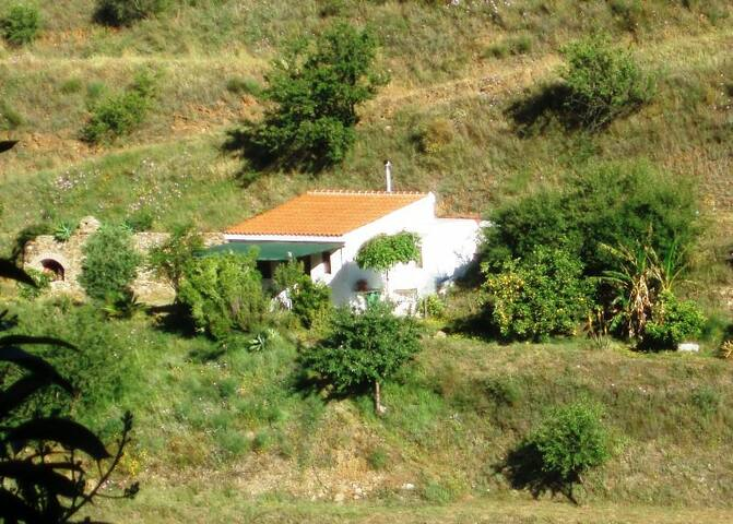 La Casita del Valle, cottage for 2  - Almuñécar