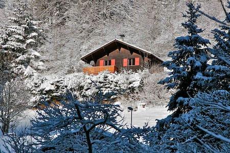 Chalet Mignon, Portes du Soleil - Vionnaz - Hytte (i sveitsisk stil)