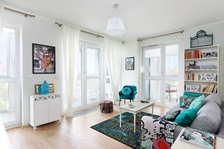 Orient Dream Apartment in Warsaw - Varsóvia