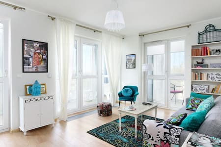 Orient Dream Apartment in Warsaw - Varşova - Daire