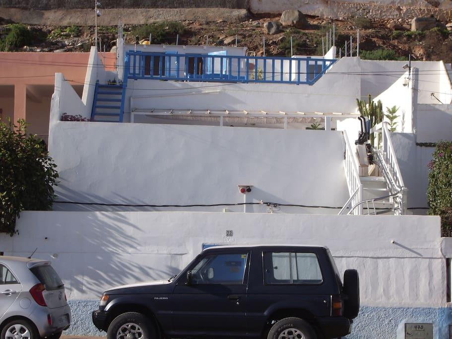 haus am atlantic h user zur miete in sidi ifni sous massa marokko. Black Bedroom Furniture Sets. Home Design Ideas