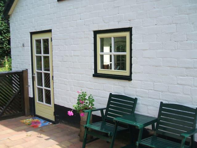Huisje Tuinzicht - Doorn - Houten huisje