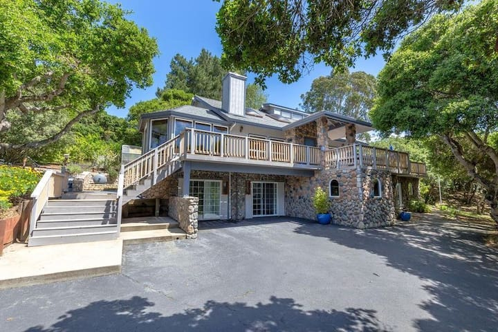 Central Coast Home Base to Explore Monterey Bay