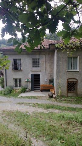 Cottage centenary-Giusvalla-Savona - Savona  - Apartment