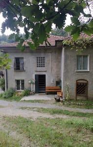 Casolare centenario-Giusvalla-Savna - Savona