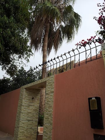 Marokaanse inrichting cite charaf 1 - Agadir - Apartment
