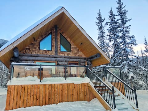 Ibex Valley Retreat ( Entire Luxury 2 bed Chalet)