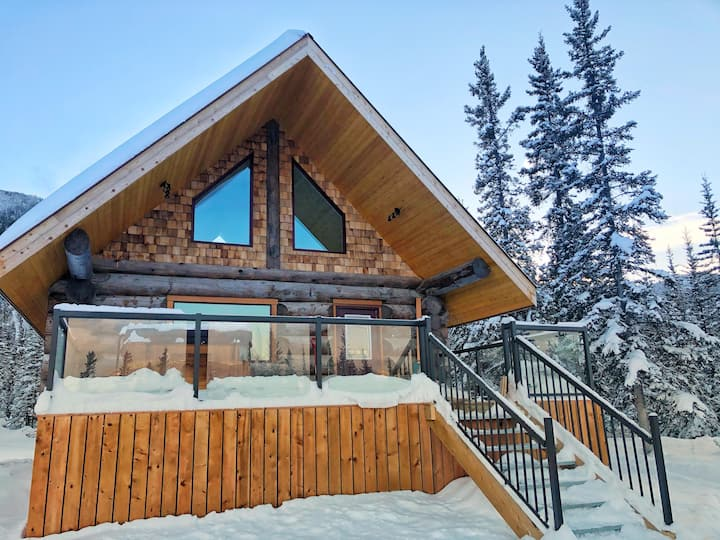 Ibex Valley Retreat (Entire Luxury 2 bed Chalet)