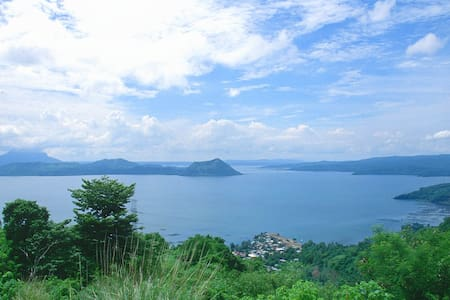 Taal Volcano view Country/Cozy Home - Laurel - Haus