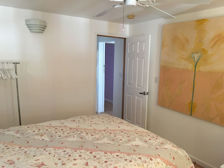 Master Bedroom side view