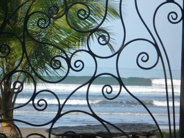 Beautiful Beachfront Hotel Catalina