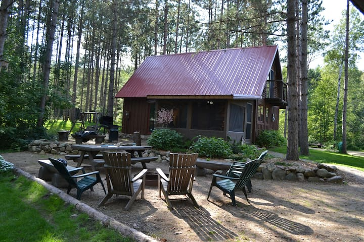 T.R.'s Lodge at Roosevelt Pines - Outing - Cabaña