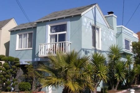 Private Bed&Bath in House by Beach - San Francisco
