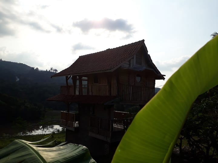 Villa Sawah and Valley in Anyer-Mancak