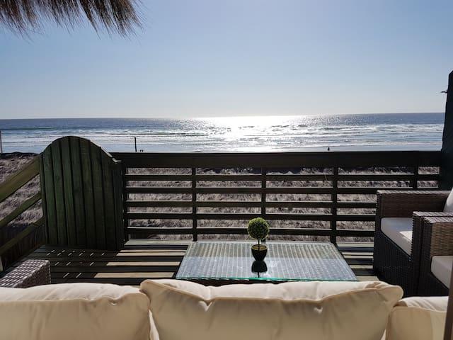 Exquisita cabaña frente al mar en Maitencillo