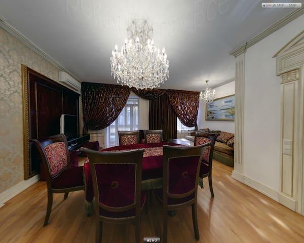 3 bedroom luxury living in Kiev - Kænugarður - Íbúð