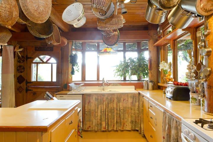 Hummel House 3 An Island Experience - Lopez Island - House