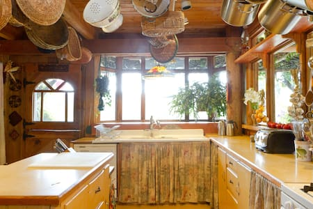Hummel House 3 An Island Experience - Lopez Island - Talo