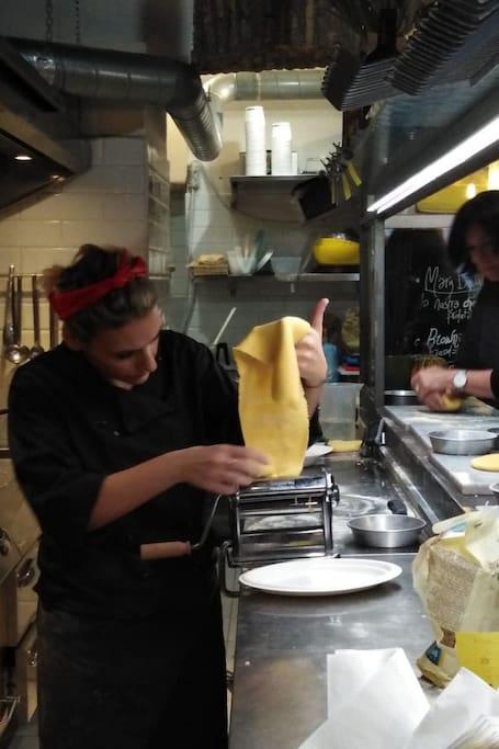 CookingClass Homemade pasta Trastevere