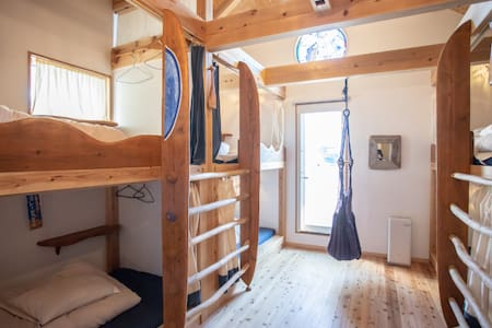 D.I.Y GUEST HOUSE ☆  Dormitory room