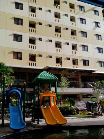 Apartemen Kebagusan City    - South Jakarta - Pis