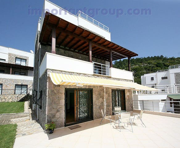 BD109-RENT HOUSE IN BODRUM. 2 BEDROOM - Bodrum - Apartment