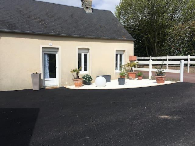 Charmante maison La Frégate Bayeux