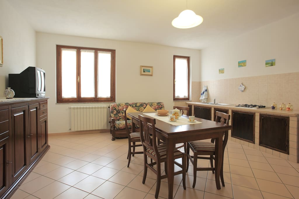 Cucina / Salotto